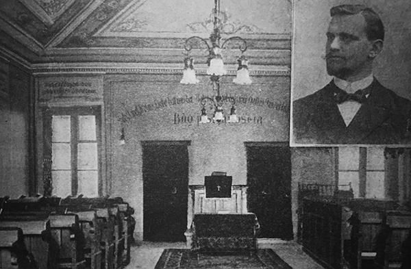 Pierwsza kaplica